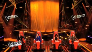 The voice replay 15 fevrier 2014