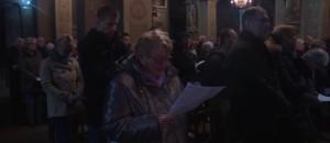 Accident à Rochefort : trois jours après le drame, une messe en mémoire des six jeunes victimes