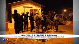 """Attaque à Bamako : """"Il semble qu'un kamikaze soit en train de se balader"""""""