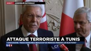 """Attaque à Tunis : """"Un coup dur pour la Tunisie"""" réagit le ministre des Affaires étrangères"""
