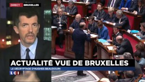Bruxelles : un conseil européen exceptionnel pour lutter contre le terrorisme