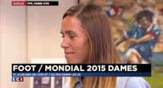 """Camille Abily sélectionnée pour le Mondial 2015 : """"Il peut y avoir des surprises"""""""