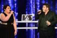 """Mathilde et Yoann interprètent """"Comme ils disent"""" de Charles Aznavour - Battles du 28 février 2015"""