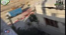 A Palmyre, Daech filme les rues dévastées et cultive la terreur