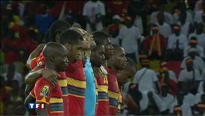 Après le mitraillage, l'équipe togolaise qui le CAN-2010