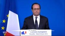 """Attentat à Istanbul : """"François Hollande condamne fermement un acte abominable"""""""
