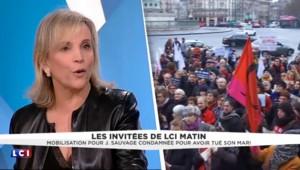 """Baye, Marceau, Cambadélis... des soutiens """"inespérés"""" pour la fille de Jacqueline Sauvage"""