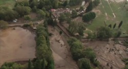 Déluge sur les Alpes-Maritimes : l'étendue des dégâts vue du ciel