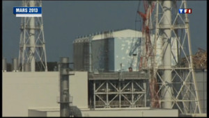 Le 13 heures du 6 avril 2013 : Fuite d%u2019eau radioactive �ukushima - 461.83899999999994