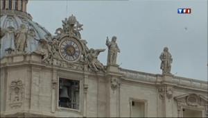 Le 20 heures du 8 mars 2013 : Successeur de Beno�XVI : le Conclave commencera mardi - 118.76