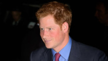 Le Prince Harry à Londres, le 26 septembre 2013.