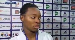 """Mondiaux de judo : Audrey Tcheuméo remporte l'argent mais reste """"déçu"""""""