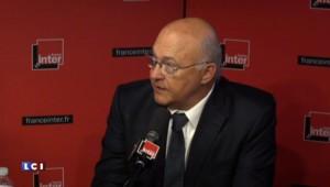 """Sapin : la croissance zéro au 2e trimestre """"conforte notre objectif"""" d'une croissance de 1% en 2015"""