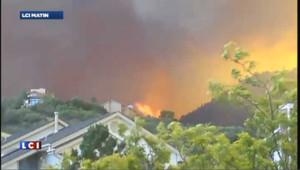 Incendie dans le Colorado: des centaines de maisons détruites