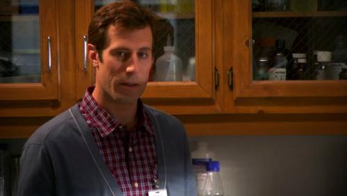 Josh Cooke - Dexter saison 6