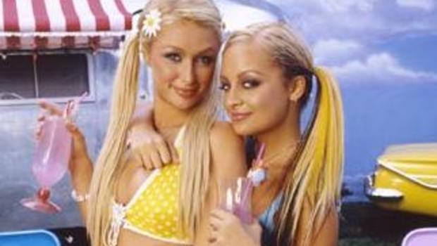 TF1 / LCI Paris Hilton Nicole Richie