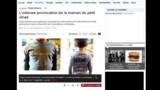 """""""Je suis une bombe, Jihad"""" sur un T-shirt d'enfant : une maman jugée"""