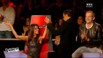 The voice en streaming