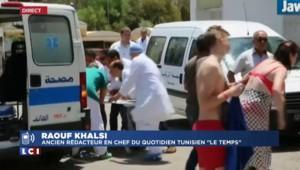 """Attentat à Sousse : """"La Tunisie s'est habituée à l'horreur"""""""