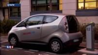 Bolloré Bluecar Autolib' 2014