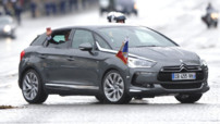Citroën DS5 François Hollande 2012
