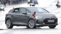 Citroën DS5 François Hollande 2012
