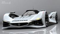 La Mazda LM55 Vision GT, un nouveau concept agressif et