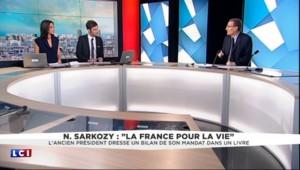Regrets, mea culpa... Le nouveau personnage de Nicolas Sarkozy