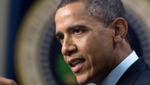 Barack Obama, le 31/12/2012