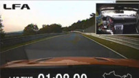 Lexus LFA Nürburgring Record