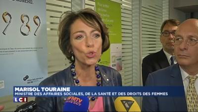 Santé : Touraine furieuse après une pétition anti-vaccin