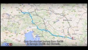 Ce maire réalise une vidéo pour dissuader les migrants de venir en Hongrie