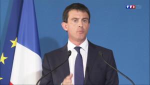 """Le 20 heures du 26 juin 2014 : Valls : """"Les chiffres du ch�e sont mauvais"""" - 545.4130000000002"""