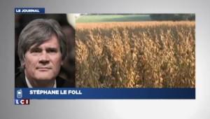 """Maïs OGM : la décision du Conseil d'Etat """"ne remet pas en cause"""" la position du gouvernement"""