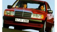 MERCEDES 190 E 2.0 - 1989