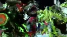 Plus de 3.000 Indiens d'Amérique réunis pour danser et chanter
