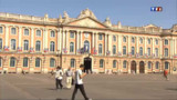 Toulouse: un policier tire sur un homme armé d'un couteau