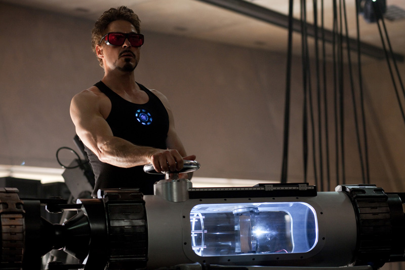 Photo Iron Man 2 de Jon Favreau