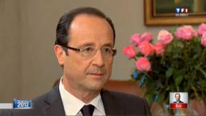 DOCUMENT : L'entretien exclusif de François Hollande à TF1