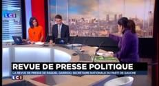 """Elections en Grèce : Marine Le Pen """"essaye de venir dans la photo"""""""