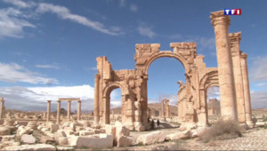 Le 13 heures du 16 mai 2015 : Syrie: Daesh aux portes de la cité antique de Palmyre - 192