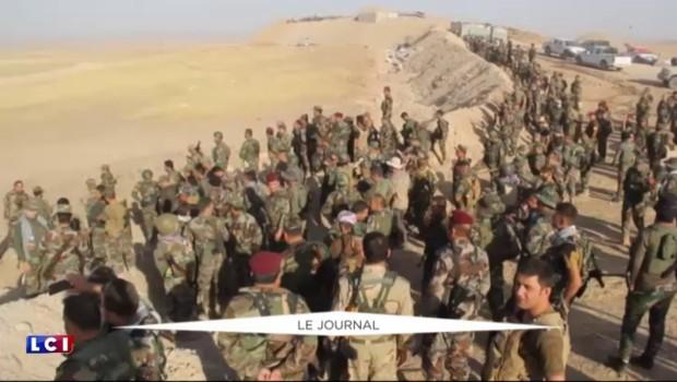 Les kurdes préparent une offensive contre l'Etat islamique près de Mossoul