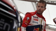 Loeb Rallye Allemagne 2012 Citroën DS3 WRC