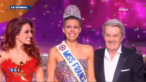 Miss France 2013 est Miss Bourgogne