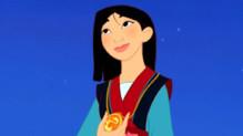 Mulan dans le dessin animé de Disney (1998)