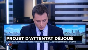 Un projet d'attentat déjoué dans la région d'Orléans : la cible était un commissariat
