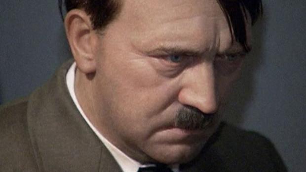 Adolfe Hitler cire musée Tussaud
