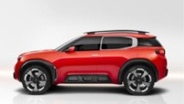 Citroën Aircross Concept 2015 profil