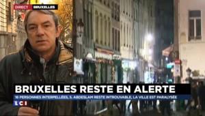"""Enquête post-attentats en Belgique : """"Les Belges aspirent à revenir à une vie normale"""""""