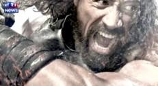 """Hercule : """"Dwayne Johnson est né pour jouer le rôle"""""""
